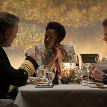 Suicide Squad: Viola Davis in un momento del film