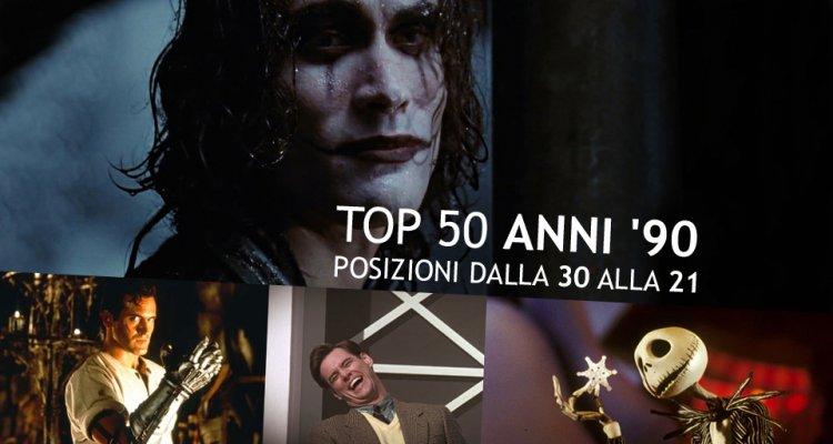 Top 50 Anni '90: i nostri film e momenti cult del cinema USA - Parte 3