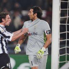 Bianconeri - Juventus Story: Gianluigi Buffon e Claudio Marchisio in un'immagine del documentario