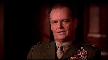 Codice d'onore: il momento più memorabile del film con Jack Nicholson al banco dei testimoni