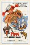 Locandina di Pippi Calzelunghe - Pippi A Bordo!
