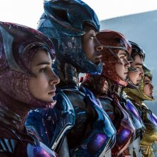 Power Rangers: una foto dei protagonisti