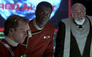 Star Trek IV: Rotta verso la terra - una scena del film
