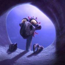 L'era glaciale - In rotta di collisione: un'immagine tratta dal film d'animazione