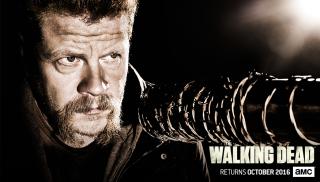 The Walking Dead: il poster dedicato ad Abraham