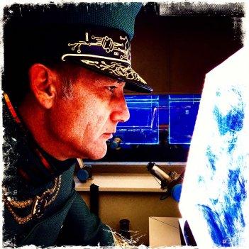 Valerian e la città dei mille pianeti: Clive Owen sul set del film