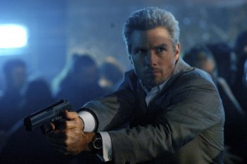 Collateral: Tom Cruise
