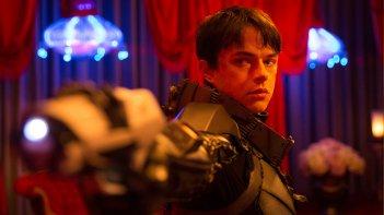 Valerian e la città dei mille pianeti: Dane DeHaan in una foto del film