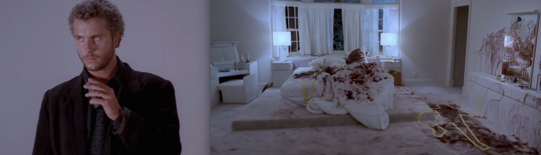 Manhunter Bedroom Scene