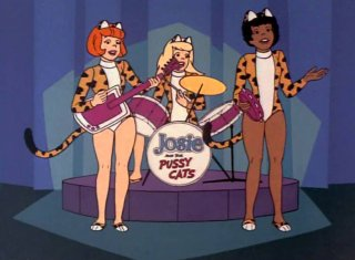 Josie e le Pussycats: un'immagine della serie