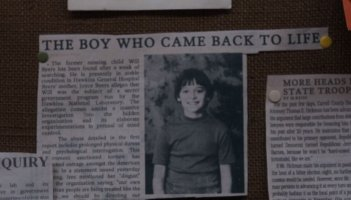 Stranger Things: un'immagine del finale della prima stagione