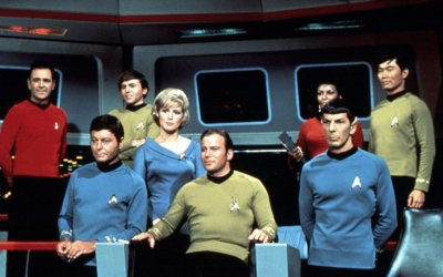 Star Trek: 10 cose che (forse) non sapete sull'universo creato da Gene Roddenberry