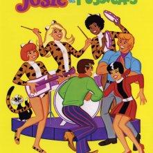 Locandina di Josie e le Pussycats