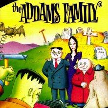 Locandina di La famiglia Addams