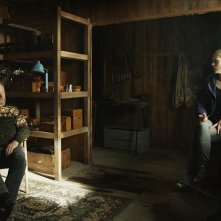 1001 Grams: Ane Dahl Torp e Stein Winge in una scena del film