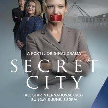 Locandina di Secret City