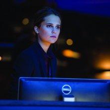 Jason Bourne: Alicia Vikander in una scena del film