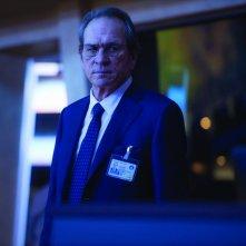 Jason Bourne: Tommy Lee Jones in una scena del film
