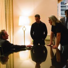 Jason Bourne: Matt Damon, Tommy Lee Jones e Paul Greengrass sul set del film