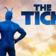 The Tick: il banner della serie