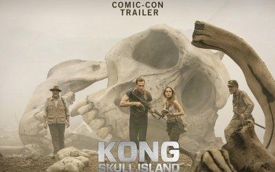 Kong: Skull Island - Comic-Con Trailer