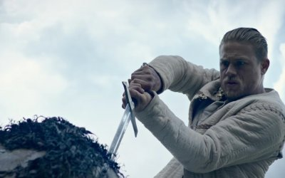 King Arthur: Legend of the Sword - Trailer Comic-Con