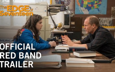 The Edge of Seventeen - Red Band Trailer