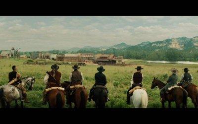 The Magnificent Seven - Trailer