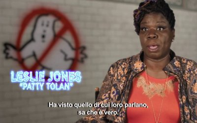 Ghostbusters - Featurette Patty (Leslie Jones)