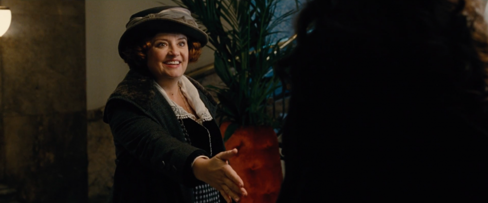 Wonder Woman: Lucy Davis dal primo trailer del film
