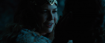 Wonder Woman: Connie Nielsen dal primo trailer del film