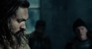 Justice League: Jason Momoa nelle prime immagini diffuse al Comic-Con 2016