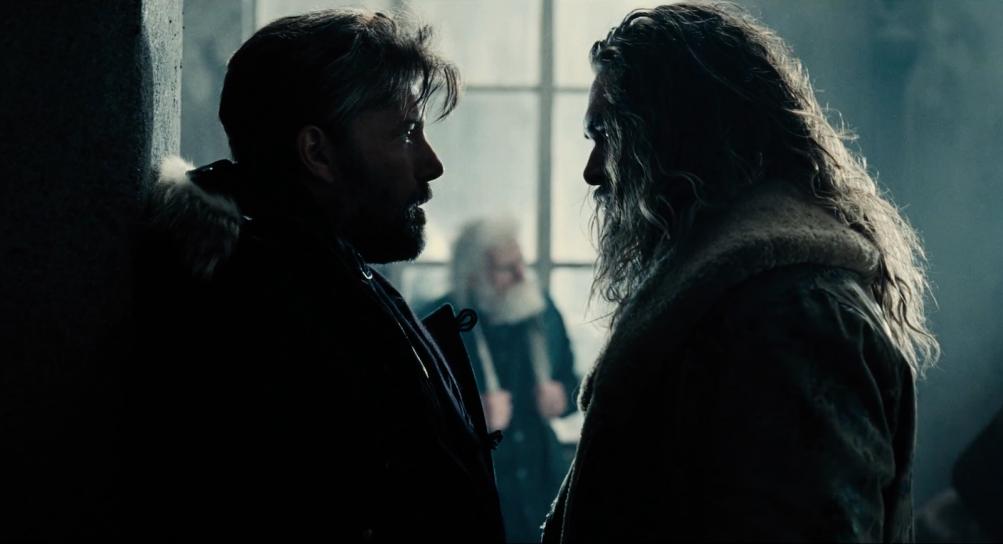 Justice League: Ben Affleck e Jason Momoa dalle prime immagini diffuse al Comic-Con 2016