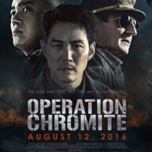 Locandina di Operation Chromite