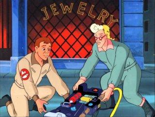 The real ghostbusters - I veri acchiappafantasmi: un'immagine della serie animata