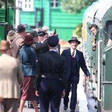 Dunkirk: una foto scattata sul set