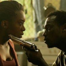 Black Bruxelles - L'amore ai tempi dell'odio: una scena del film