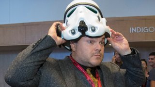 "Jack Black in ""incognito"" al Comic Con"