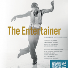 Locandina di Kenneth Branagh Theatre Company - The Entertainer