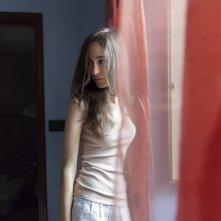 Le ultime cose: Christina Rosamilia in una scena del film