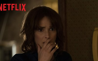 Stranger Things - Featurette 'Winona Ryder'