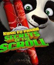Locandina di Kung Fu Panda - I segreti della pergamena
