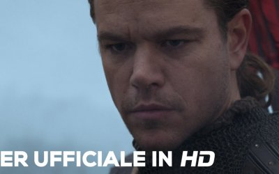The Great Wall - Trailer italiano ufficiale
