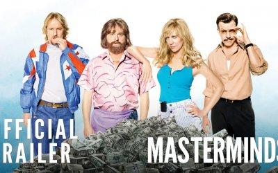 Masterminds - Trailer