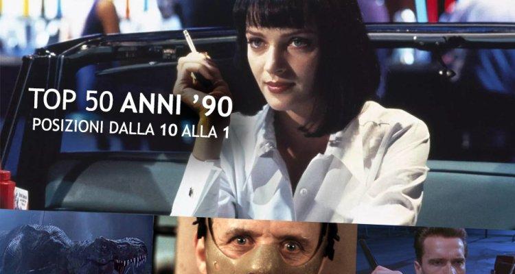Top 50 anni '90: i nostri film e momenti cult del cinema USA - Parte 5