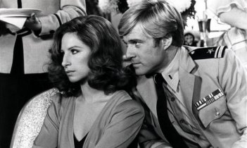 Barbra Streisend e Robert Redford in Come eravamo