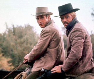 Bucth Cassidy and the Sundance Kid: i protagonisti Paul Newman e Robert Redford