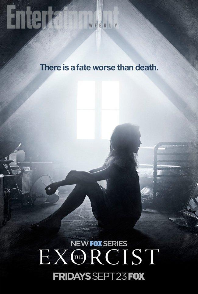 The Exorcist: il primo poster della serie
