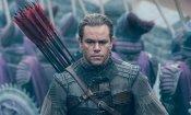 The Great Wall sotto accusa, la scelta di Matt Damon è razzista?