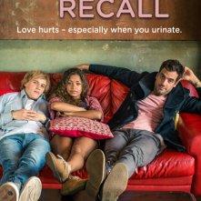 La locandina di Scrotal Recall, ora nota come Love Sick